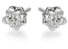 diamond stud earrings for women fashion jewelry