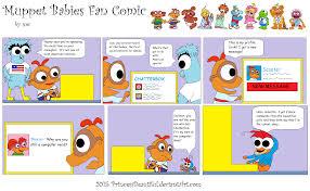 muppet babies fan comic scooter princessbeautiful