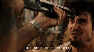 Texas Chainsaw Massacre Meme - movie horror gif shared by faektilar on gifer