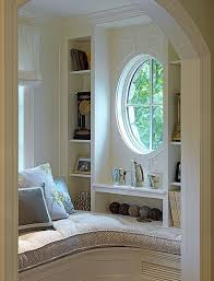 Window With Seat - a collection of nook window seat design ideas
