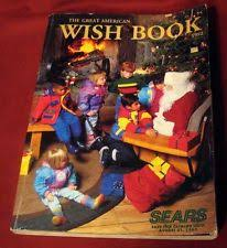 christmas wish book sears catalog wish book 1992 ebay