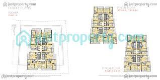 Podium Floor Plan by Capital Bay Apartments Floor Plans Justproperty Com