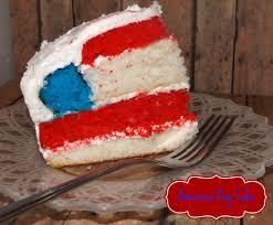 Flag Cake Images Foodthoughtsofachefwannabe American Flag Cake White Frosting