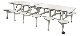 cafeteria benches bench cafeteria tables ven rez