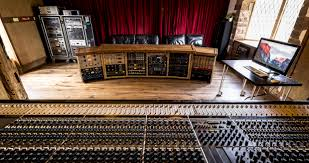 residential recording studio monnow valley studio uk