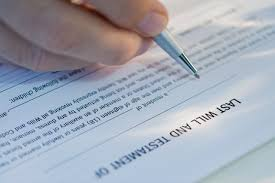 how to create a will without a lawyer money