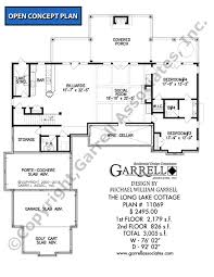 5 Bedroom Cottage House Plans Long Lake Cottage House Plan House Plans By Garrell Associates Inc
