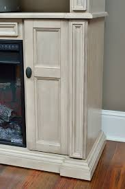 Infrared Electric Fireplaces by Wyatt Infrared Electric Fireplace Media Console In Weathered