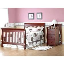 Mini Cribs With Changing Table Luxury Cribs With Attached Changing Table Dresser Mini Crib With