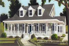 colonial country home with 5 bdrms 2658 sq ft floor plan 105