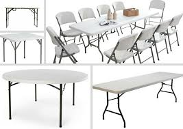 bulk tables and chairs bulk buy sale on white plastic blowmold tables be furniture sales