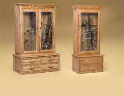 Built In Gun Cabinet Plans Best 25 Wood Gun Cabinet Ideas On Pinterest Gun Storage Gun