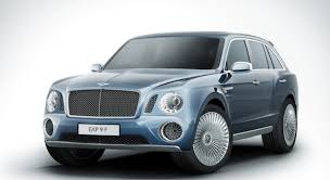 bentley 2020 bentley shows off its concept suv complete with picnic hamper boot