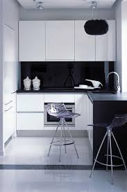 backsplash for black and white kitchen 34 timelessly black and white kitchens digsdigs