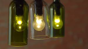 Wine Bottle Light Fixtures How To Create A Wine Bottle Lights Diy Projects Craft Ideas U0026 How