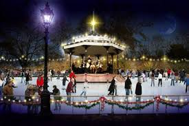 the best outdoor skating rinks in britain for winter 2016 2017