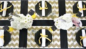 graduation table decoration ideas graduation party ideas modern classic style by celebrations at