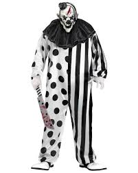 clown costume killer clown costume horror clown costume with mask horror shop