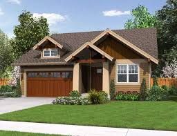 simple and small craftsman house plans exterior homescornercom