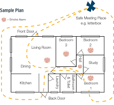 home fire safety plan tasmania fire service