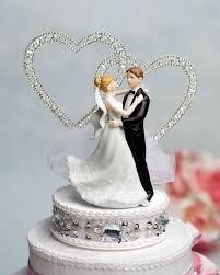 bling cake toppers bling wedding cake topper casadebormela