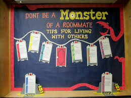 don u0027t be a monster of a roommate ways to avoid roommate conflict
