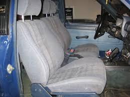 Toyota Pickup Bench Seat Toyota 4runner Seat Replacement