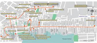 Dart Train Map Free Event Newport Gallery Night Offers A Look At 25 Galleries