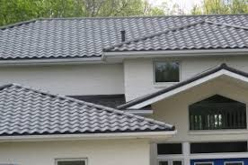Metal Tile Roof Metal Roofing