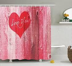 valentine shower curtain best 25 funky shower curtains ideas on