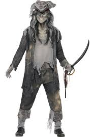 ghost ship ghoul costume ghost fancy dress escapade uk