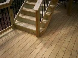 pressure treated wood decks st louis decks screened porches