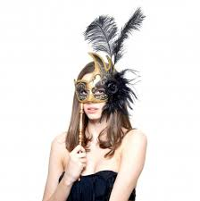 masquerade masks in bulk dropshipping masquerade mask with stick gold masquerade