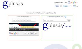 Google Plus Page Vanity Url 20 Url Shortening Tools For Your Google Profile Blueblots Com