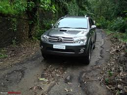 Review 1st Gen Toyota Fortuner Team Bhp