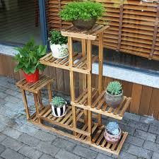 Pots For Sale Plant Stand Wood Flower Stands For Sale Outside Pot Standswood
