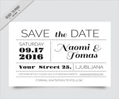 black and white invitations 10 black and white party invitations free sle exle