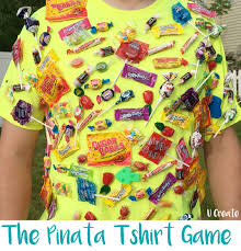 the pinata tshirt the hit of any family or reunion