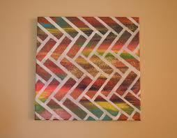 fashionmoksha easy abstract canvas painting