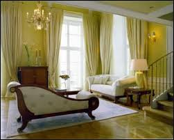 Green Curtains For Living Room by Creative Curtains For Your Home