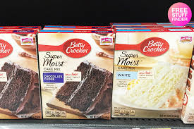 new general mills coupons betty crocker cake mix only 0 47 at