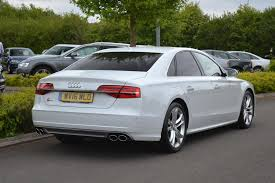 used 2016 audi s8 s8 tfsi v8 quattro for sale in somerset