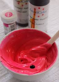 deep pink magenta pink and fuchsia royal icing u2013 the sweet