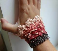 bracelet crochet patterns images 60 eye catching crochet bracelet tutorials diy to make jpg