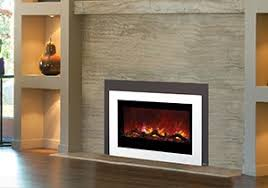 Electric Fireplace Insert And Play Electric Fireplaces Ambiance In A Heartbeat