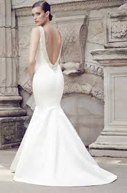 backless wedding dresses 25 beautiful backless wedding dresses for any