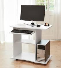 Pc Schreibtisch G Stig Computertisch Mit Rollen Haus Möbel Computertisch Pc Schreibtisch