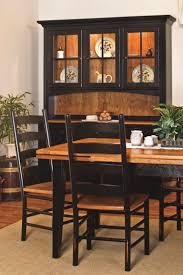 shaker three door china cabinet town u0026 country furniture