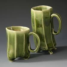 extrusion vessel art ceramics whs
