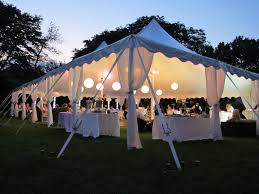 wedding tent lighting we re in wedding season baby blue peak tents inc